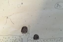 ベランピング時代の親子プチ天体観測<br>【半径1.8mクリエイティブ】