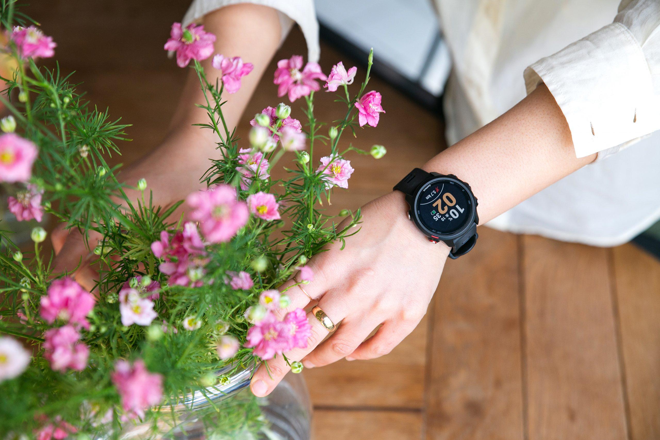 登山やRUNで使える腕時計