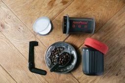 どこでも簡単に美味しいコーヒーを淹れられる<br>アウトドアにも便利な「エアロプレス ゴー」